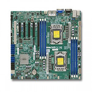 Supermicro X9DBL-IF Dual Socket Mother Board