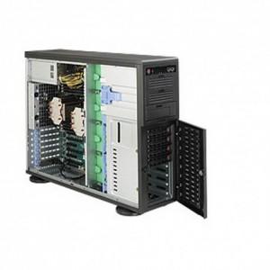 Supermicro SuperWorkstation 7048A-T Barebone System