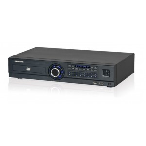 16 Channel H.264 HD-SDI Hybríd-Recorder 2TB