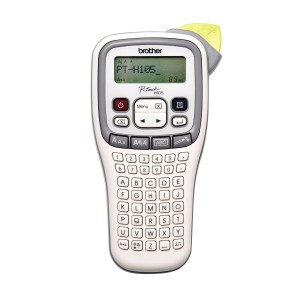 Brother P-Touch PT-H105 Handheld Label Printer