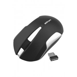 Astrum Mouse Wireless 2.4GHz - White