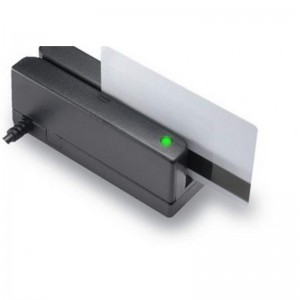 Proline Magnetic Card Reader T1,2,3 - PS2 Keyboard
