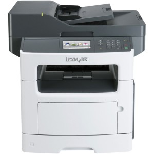 Lexmark Monochrome Office All-In One Laser Printer, Scan, Copy, Network Ready,