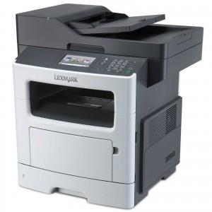 Lexmark MX511dhe Duplex Multifunction Monochrome Laser Printer