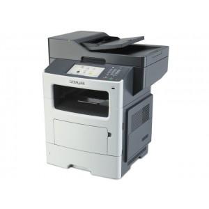 Lexmark MX611dhe Mono Laser Multifunction Printer - Scanning, Copying, Faxing, Network Scanning, Printing