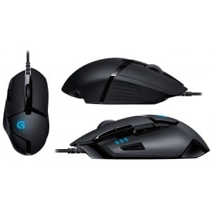 Logitech 910-004068 G402 Hyperion Fury Ultra-Fast FPS Gaming Mouse