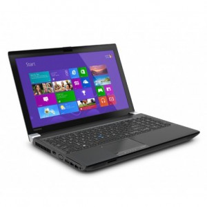 "Toshiba Tecra W50-A0662 i7-4810MQ 8GB 15.6"" Full HD LED TFT SATA 1 TB HDD Windows 8.1 Notebook"