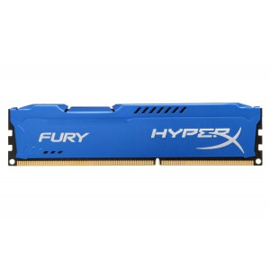 Kingston HyperX FURY 4GB 1866MHz DDR3 CL10 DIMM -Blue