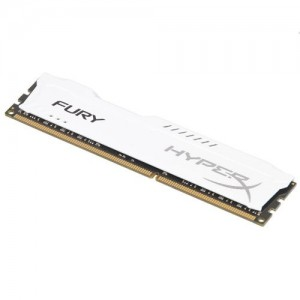Kingston HyperX FURY 8GB 1866MHz DDR3 CL10 DIMM - White