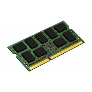 Kingston Technology 4GB 1600MHz PC3-12800 204-Pin Single Rank SODIMM Memory for Select HP/Compaq Notebooks