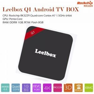 Leelbox Q1 Android TV Box