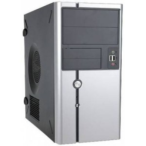 MECER PROFIENCT mATX TOWER W/300W 85+ ENERGY STAR