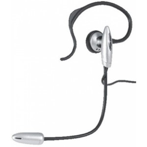 MECER MONO EAR LOOP STYLE EAR SET WITH MICROPHONE
