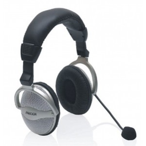 MECER HEADPHONE WITH MICROPHONE