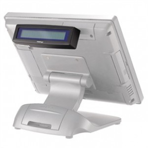 Rear Mounted Customer Display - XT-Series - USB
