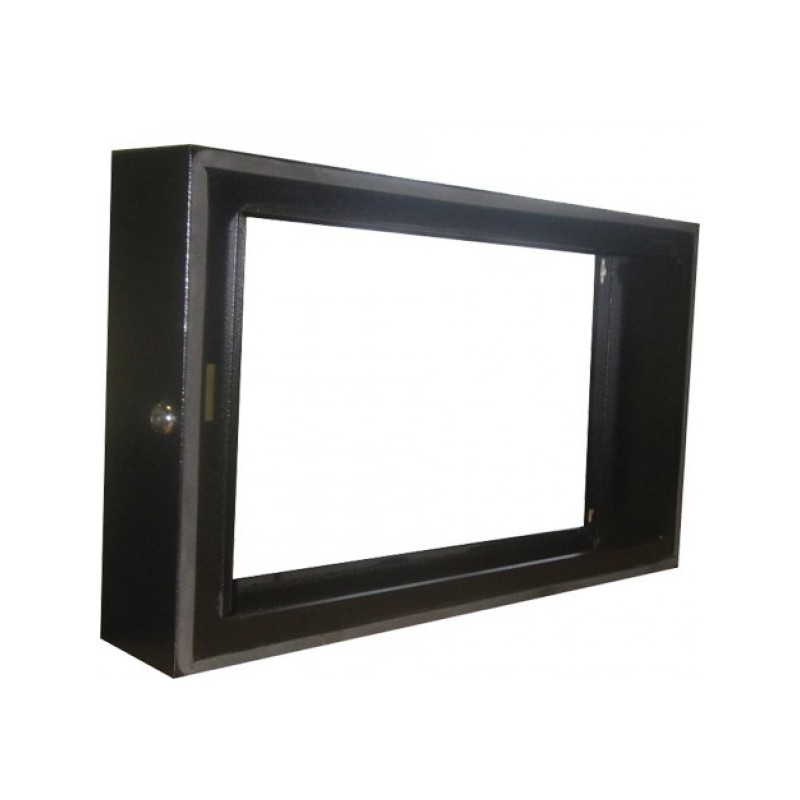 RCT 12U Network Cabinet Swing-Frame Conversion Collar - 100mm
