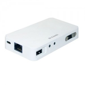 SharePort™ GoII-N300 Portable Router/Charger (White)