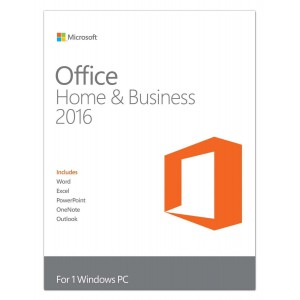 OFFICE 2016 HOME AND BUSINESS EDITION - FPP