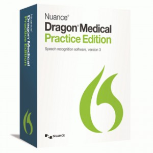 Nuance Dragon Medical Practice Edition 3