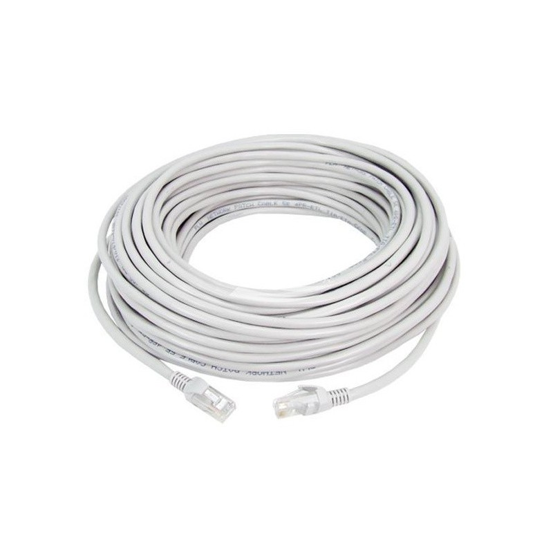 NETWORKING CABLE 20.0M CAT5E STR BEIGE