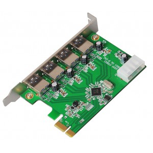 MULTIPORT HUB PCI-3 USB3.0 2 PORTS INTERNAL