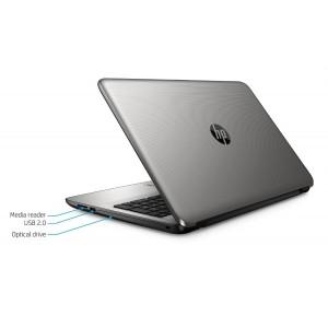 "HP 15-ay013nr Full-HD 15.6"" Laptop - 128GB Core i5 with Windows 10"