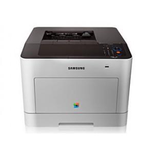 Samsung CLP-680DW A4 Colour Laser Printer - 24ppm Black/Colour