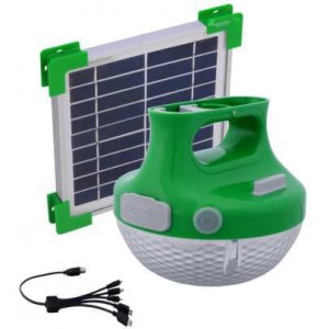 Schneider Electric Schneider Portable Solar LED Lighting System-1.2W (AEP - LB-SU12W) Green 299 EGP