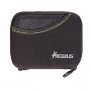 Mobilis 2.5 inch HDD Carry Box Black 3401/HDD/2/BLACK