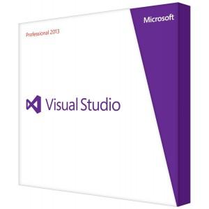 Microsoft Visual Studio Professional 2013 - Licence - 1 user - MOLP: Open Business - Win - Single Language(C5E-01131)