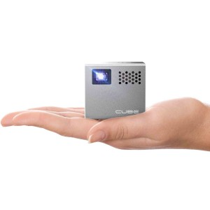 RIF6 Cube 2 inch Mobile Projector