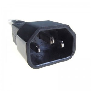 POWER CABLE 1.8M (IEC FEMALE) FOR CAP102 / CAS102