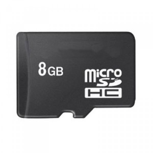 MICRO SECURE DIGITAL-HC CARD 8GB