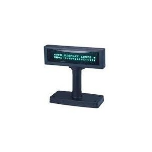 PROLINE BLACK VACUUM FLUORESCENT DISPLAY RS232+USB