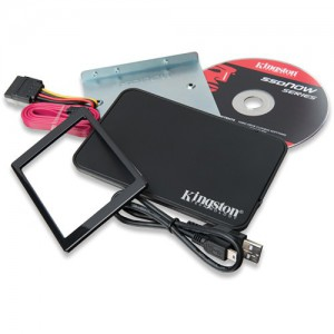 SSD UPGRADE KIT WITH CLONING SOFTWARE + 2.5-3.5