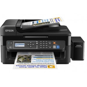 33ppm A4 Colour Print Copy Scan Fax LAN USB WIFI