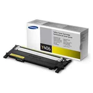 Samsung Yellow Toner cartridge with yield of 1,000 pages