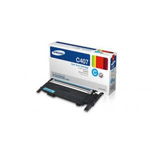 Samsung Cyan Toner cartridge with yield of 1,000 pages