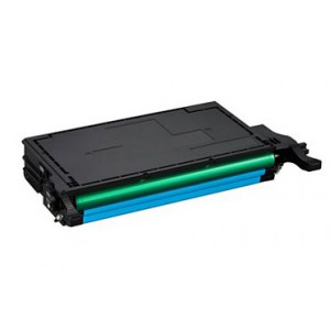 Samsung Cyan Toner cartridge with yield of 4,000 pages