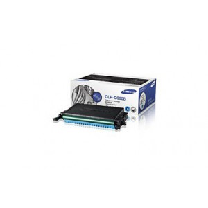 Samsung Cyan Toner cartridge with yield of 5,000 pages