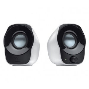 Logitech Speakers - Z120 2.0 USB Powered