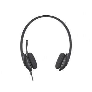 LOGITECH H340 USB HEADSET WITH MIC