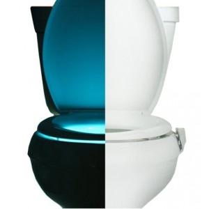 IllumiBowl Night Toilet Light (As Seen on Shark Tank)