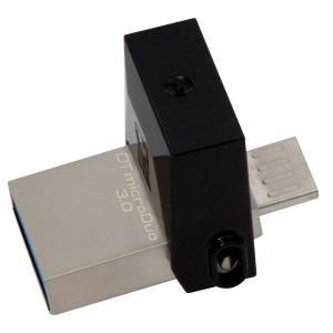 Kingston 32GB USB 3.0 Hi-Speed DataTraveler Micro (Black)