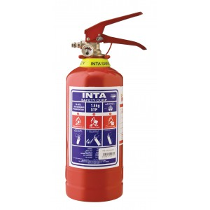 INTASAFETY 1.5 Kg DCP Fire Extinguisher