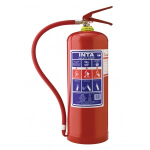 INTASAFETY 9 Kg DCP Fire Extinguisher