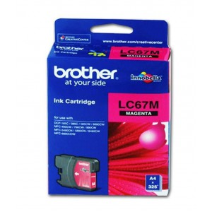 Magenta Cartridge for DCP385C/ MFC490CW/ MFC795CW/ MFC990CW/ DCP6690CW/ MFC6490CW