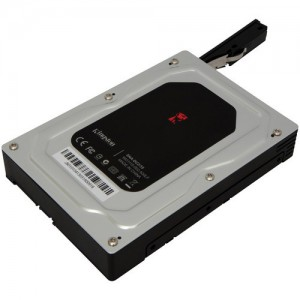 Kingston 2.5 to 3.5in SATA Drive Carrier (Note: Must order w/Kingston SSD)
