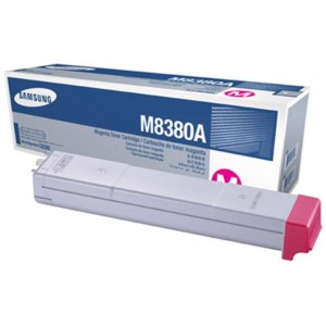 Samsung - Magenta Toner Cartridge - CLX-M8385A - 15000  Page Yield
