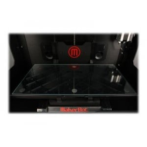 MakerBot Pro Series: Replicator 2 Glass Build Plate
